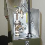 Cold Weather Water Sampling Station Model EZ-02FCW